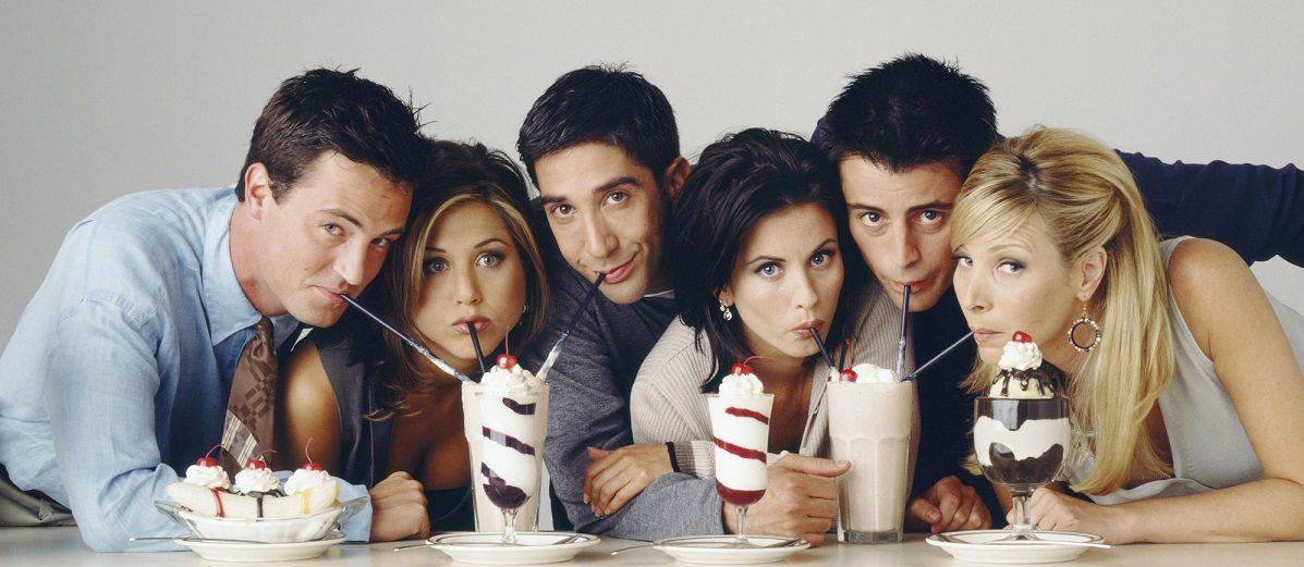 la reunion di Friends si ferma per il coronavirus