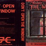 Don't Open the Window (Films of the 80s) £900