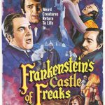 Frankenstein's Castle of Freaks (JVI) vale £1,500