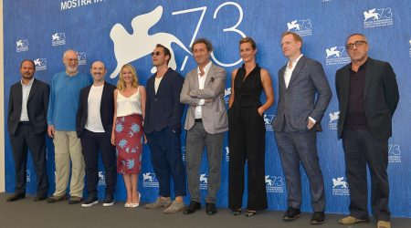 """THE YOUNG POPE"", IL PHOTO CALL A VENEZIA73"