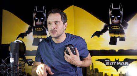 CLAUDIO SANTAMARIA: «ECCO IL MIO BATMAN...»