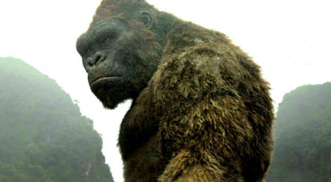 """""""Kong Skull Island"""": il mitico gorilla torna in azione su Infinity"""