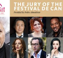 Festival di Cannes: Paolo Sorrentino giurato con Jessica Chastain e Will Smith