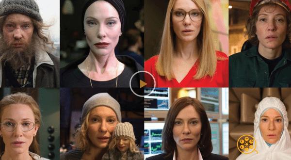 """""""Manifesto"""": il film in cui Cate Blanchett si trasforma in 13 diversi personaggi"""