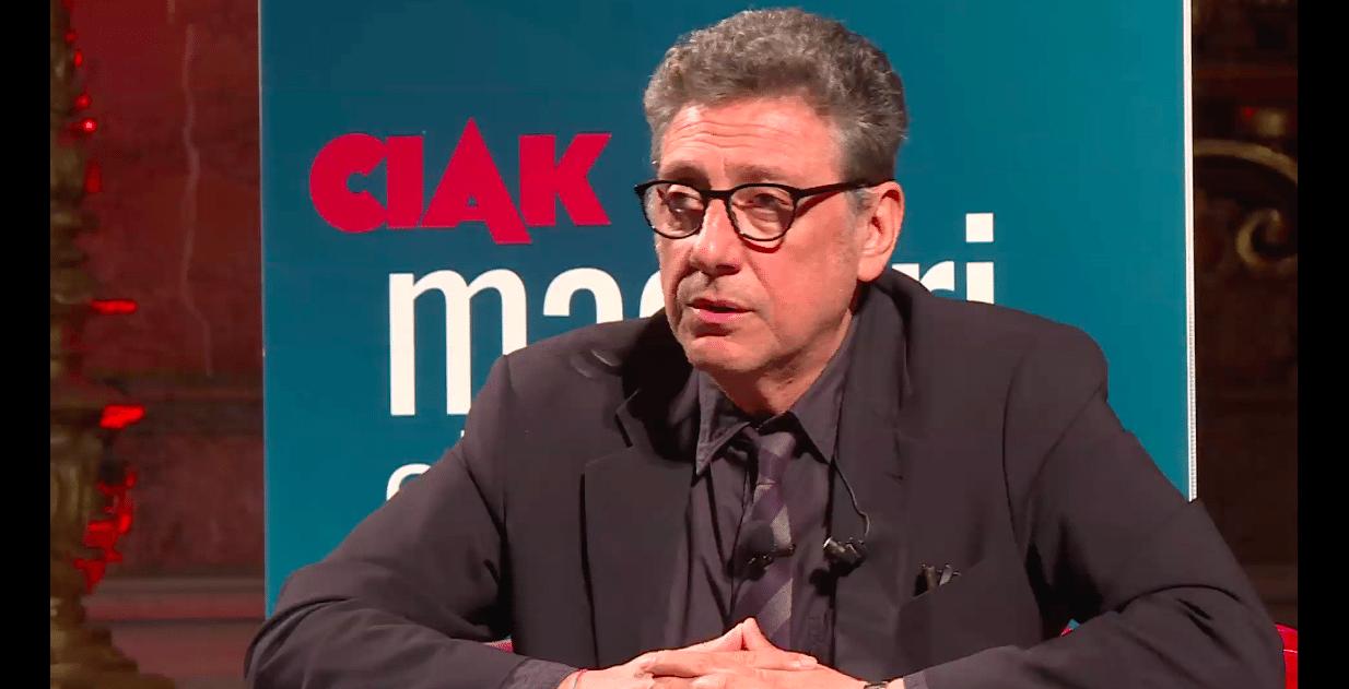 Sergio Castellitto a Maestri alla Reggia con Ciak: il video dell'incontro