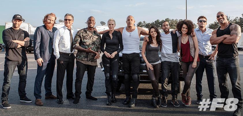 """Box office: uno spettatore su due ha scelto """"Fast & Furious 8"""""""
