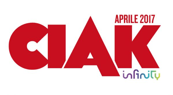 Ciak Infinity: scarica qui il nuovo numero di aprile!