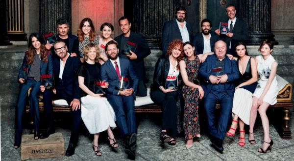 Ciak d'Oro 2017: vota il miglior cinema italiano e partecipa alla premiazione!