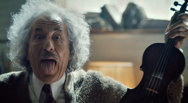 """""""Genius"""": da stasera la serie su Albert Einstein con Geoffrey Rush"""