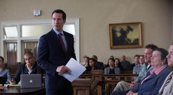 """""""Una doppia verità"""", il piacere del legal thriller classico con Keanu Reeves"""