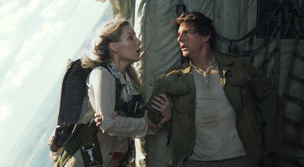 """La Mummia"": Tom Cruise e la tomba egizia maledetta"
