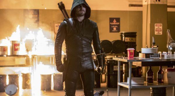 """Arrow 5"": l'ultima stagione da oggi su Infinity!"