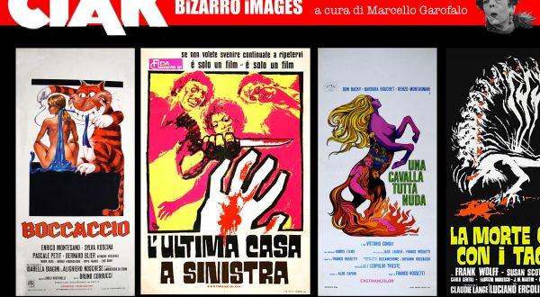 Ciak Bizarro: i 10 poster di cinema più folli degli anni '70
