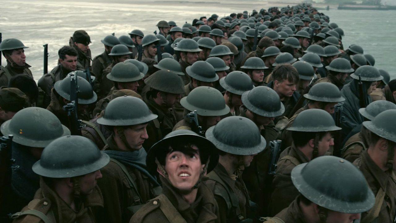 """Dunkirk"", la guerra di Christopher Nolan: la recensione"