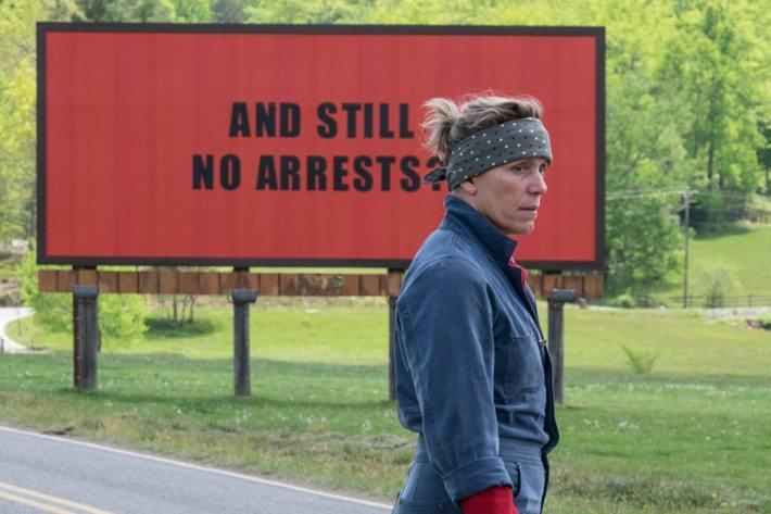 Frances McDormand – Tre manifesti a Ebbing, Missouri