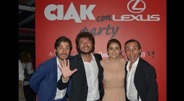 Ciak party: tutte i vip alla nostra fantastica festa a Venezia74