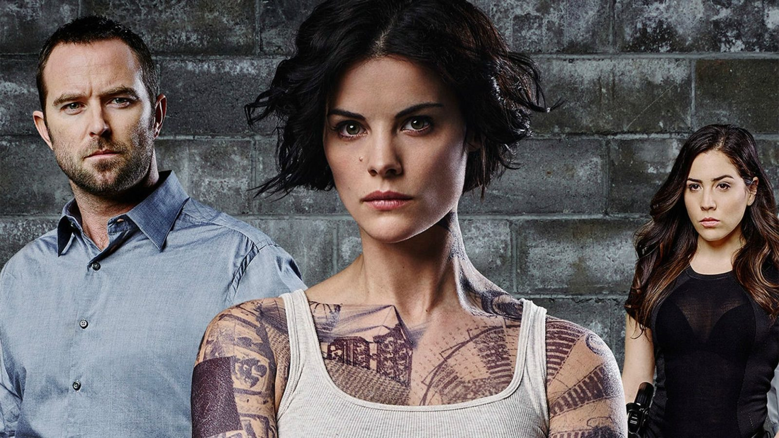 """""""Blindspot 2"""": la seconda stagione del crime thriller arriva su Infinity!"""