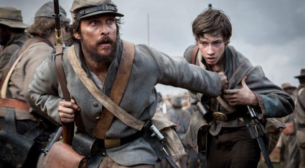 """""""Free State of Jones"""" su TIMVISION: l'epopea di Matthew McConaughey contro lo schiavismo"""