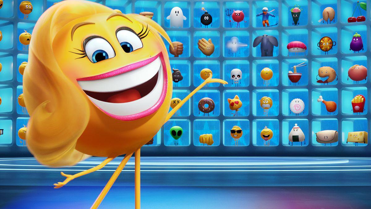 """Box office: vincono le """"faccine"""" di """"Emoji-Accendi le emozioni"""""""