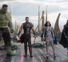 "Box office Usa: ""Thor: Ragnarok"" vola sopra i 200 milioni"