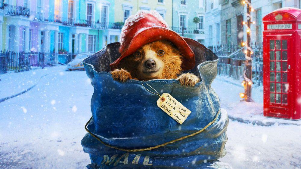 L orso paddington posa a londra per il nuovo libro di m bond la