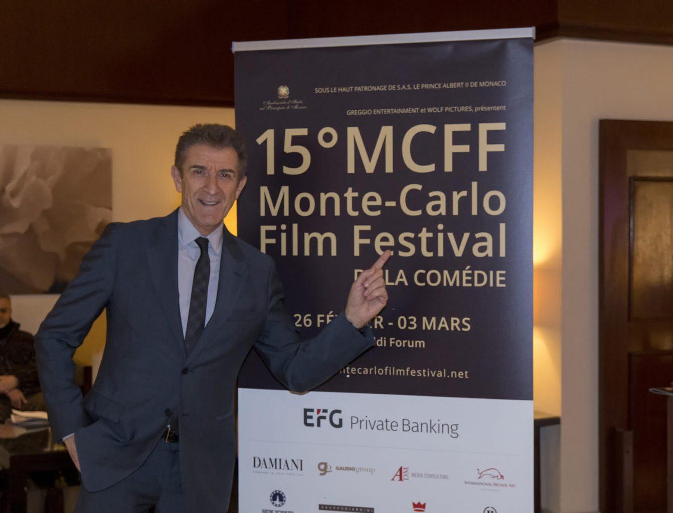 Ezio Greggio Montecarlo Film Festival