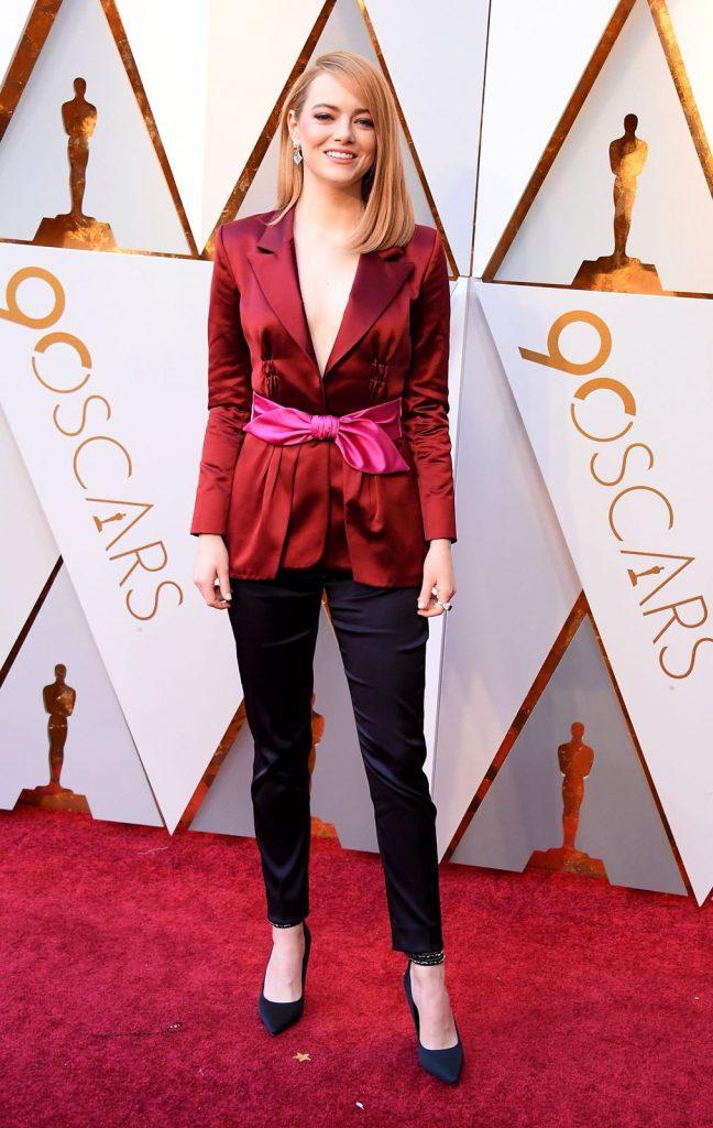Emma Stone Oscar