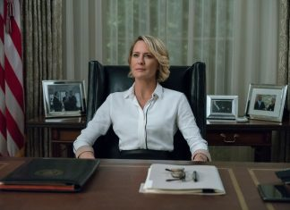 House Of Cards Netflix Streaming