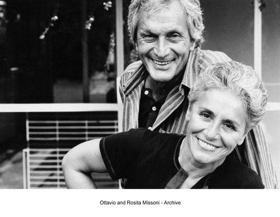Ottavio e Rosita Missoni Seven Women