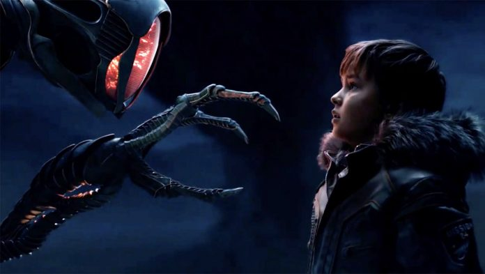 lost in space netflix streaming