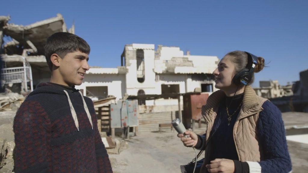 Radio Kobani Siria