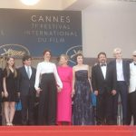 Il cast di Lazzaro felice a Cannes 2018