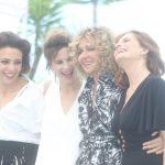 Jasmine Trinca, Valentina Cervi, Valeria Golino e Isabella Ferrari