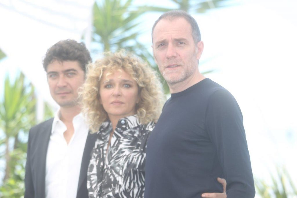 Riccardo Scamarcio, Valeria Golino e Valerio Mastandrea