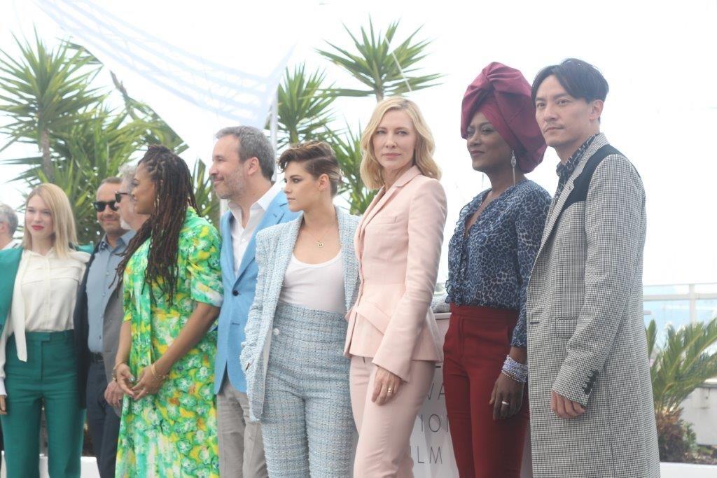 Cannes 2018 - La presidente di giuria Cate Blanchett e i giurati ufficiali