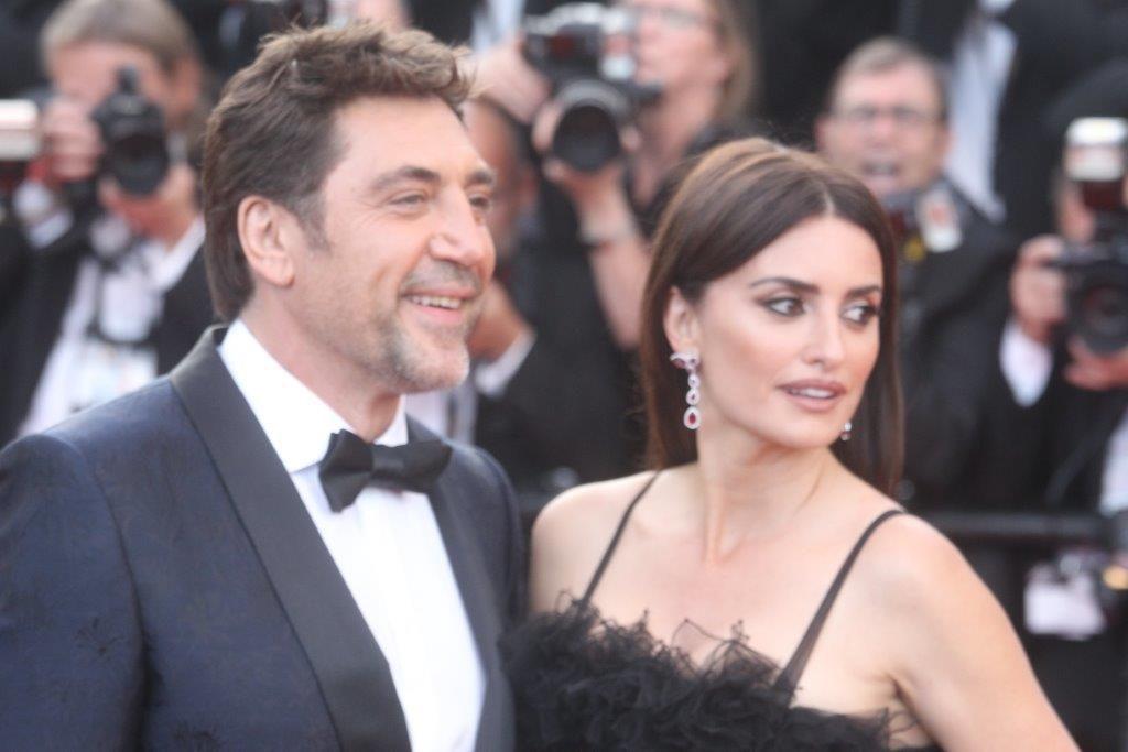Javier Bardem e Penelope Cruz - Cannes 2018