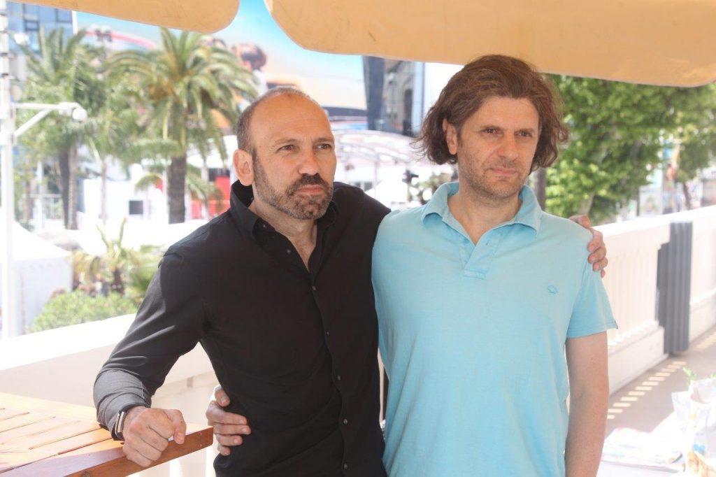 Stefano Savona e Simone Massi