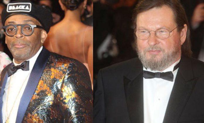 Lee e von Trier