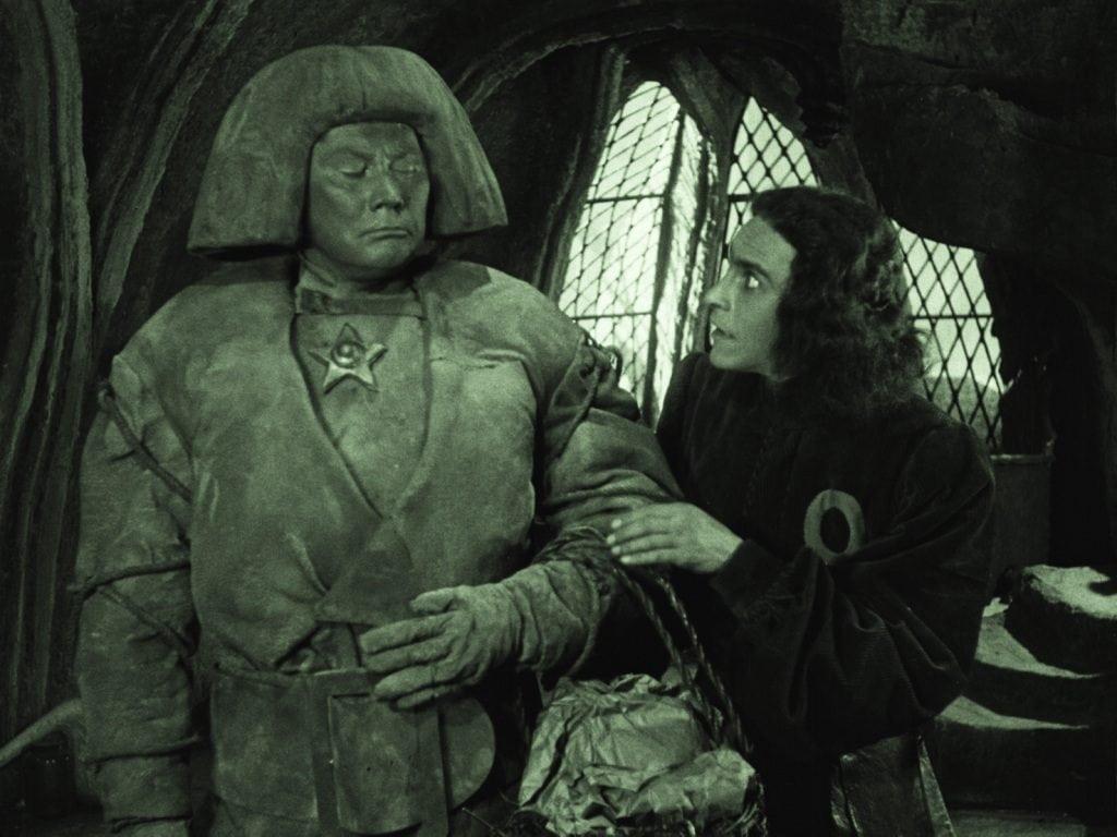 Il Golem – Come venne al mondo