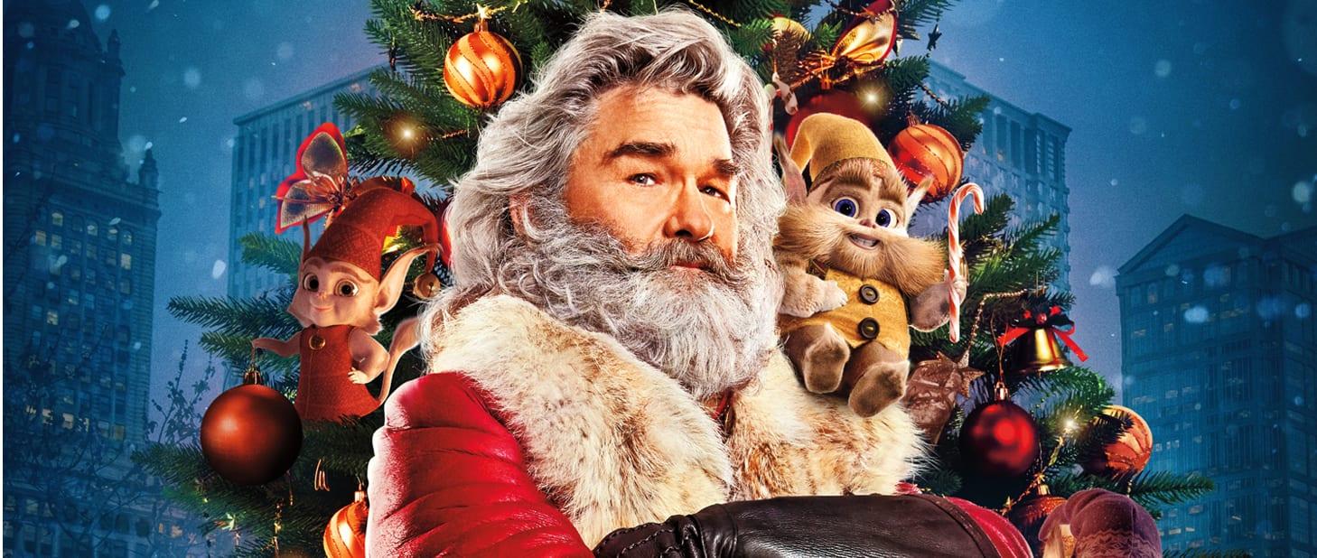 Il Natale.Qualcuno Salvi Il Natale Kurt Russell Sara Babbo Natale