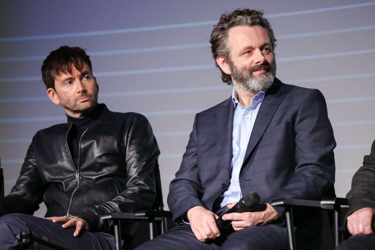 David Tennant, Michael Sheen