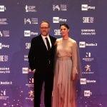 Valerio Mastandrea e Chiara Martegiani