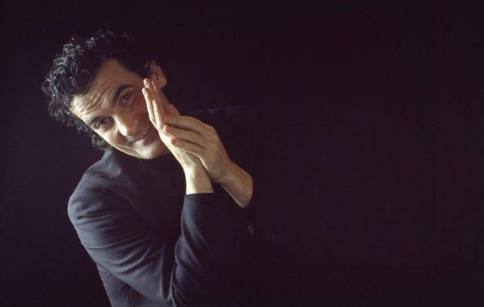 Massimo Troisi - Foto Pino Settanni - Archivio Luce