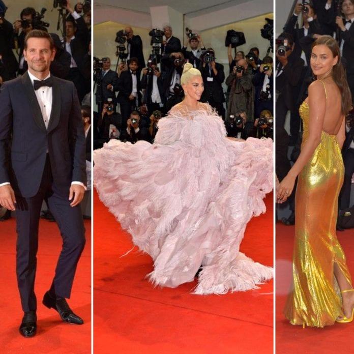 Bradley Cooper - Lady Gaga - Irina Shayk