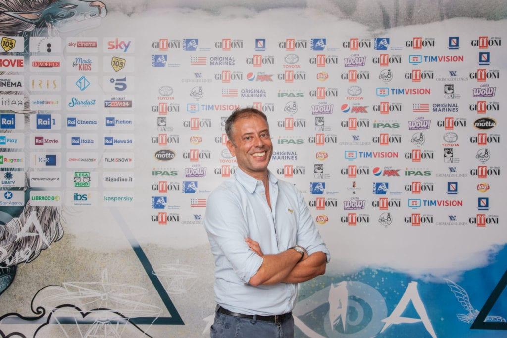 Ivan Cotroneo a Giffoni2019_Gaetano Del Mauro