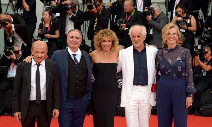 Carlo Buccirosso, Igor Tuveri, Valeria Golino, Toni Servillo, Manuela Lamanna