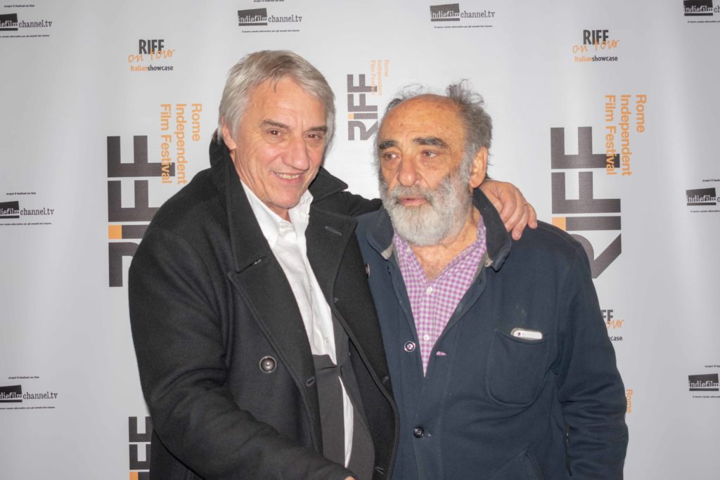 Mimmo Calopresti e Alessandro Haber RIFF Awards