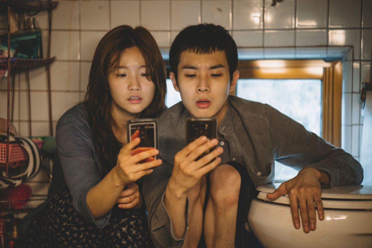 Miglior film straniero: Parasite (Corea del Sud)
