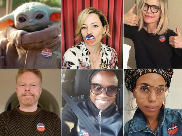 Super Tuesday, le star di Hollywood al voto