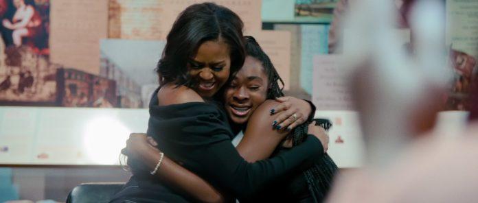 Becoming,il documentario su Michelle Obama dal 6 maggio su NETFLIX